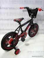2 Sepeda Anak BikeLord Jamming Machine 16 Inci