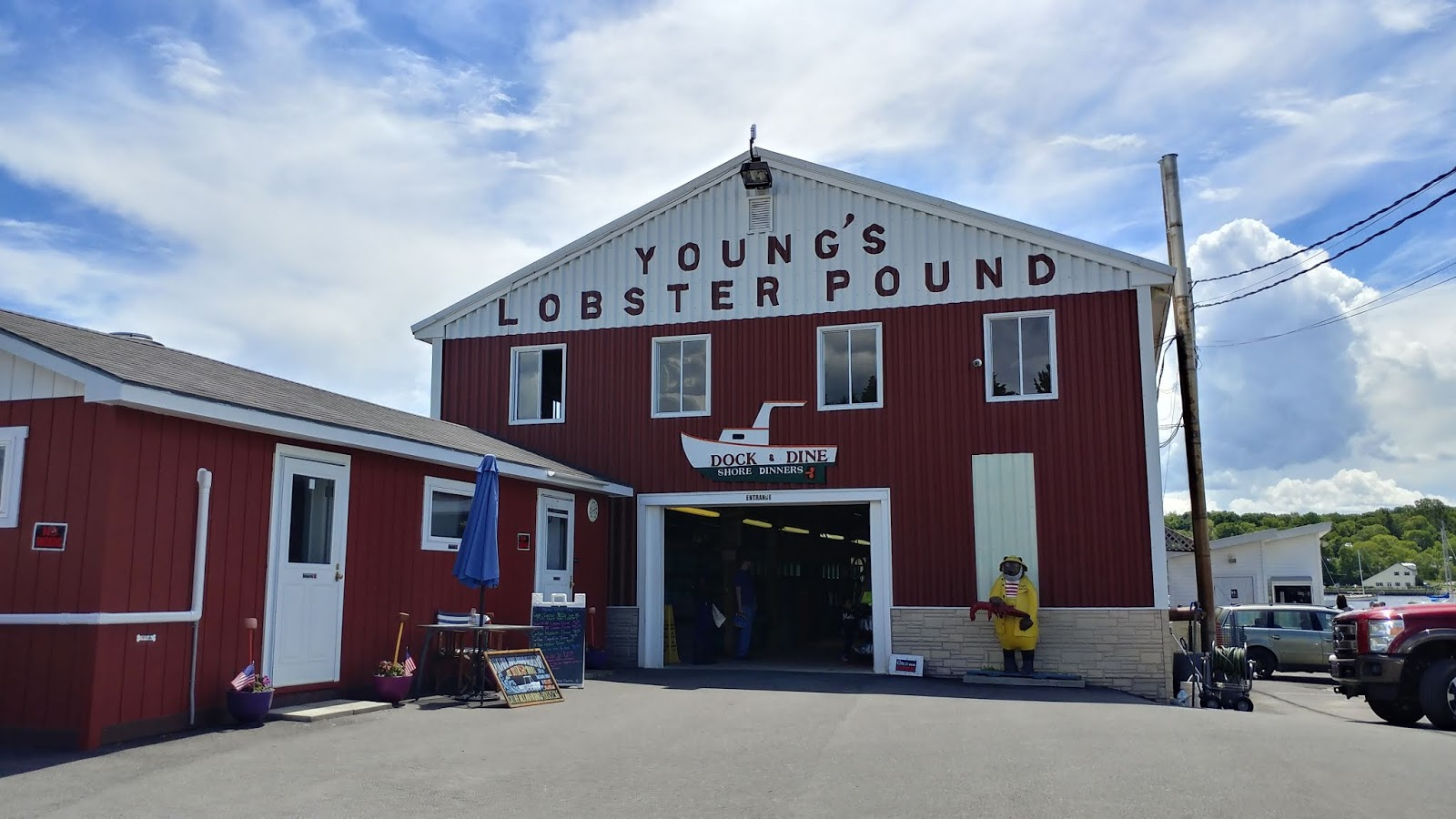 Young's Lobster Pound