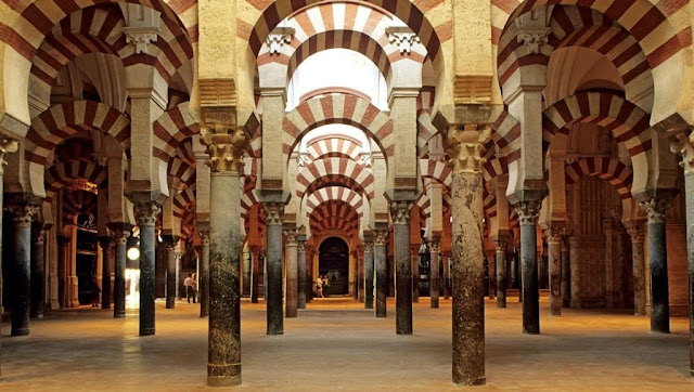 Wonderful mosque-cathedral of cordoba in a day trip from Malaga