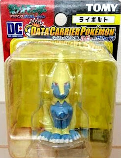 Manectric Tomy Data Carrier Pokemon Figure