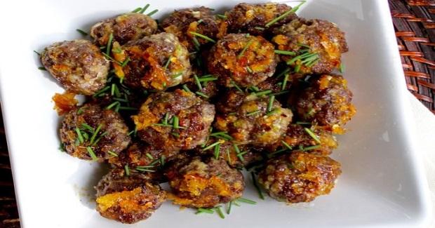 Marmalade Meatballs Recipe