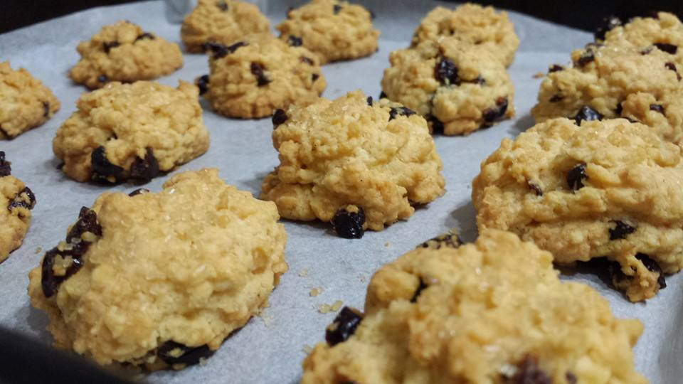 Rock Cakes Without Fruit