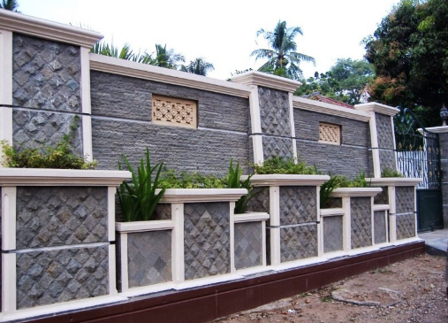 Koleksi Ragam Pagar Tembok Rumah