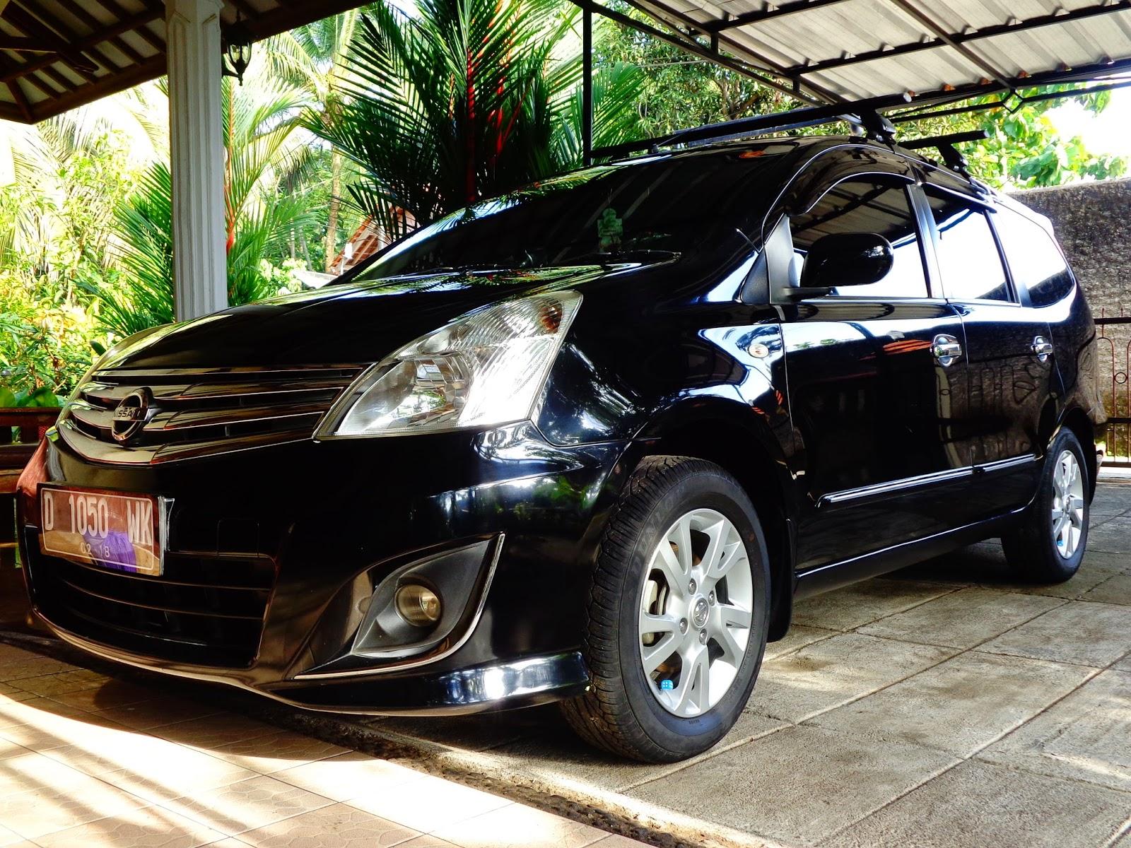 My nissan grand livina xv 15 firman automotive