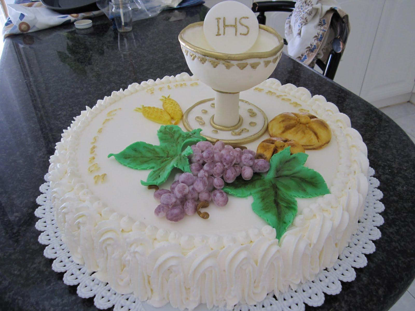 Conosciuto Dolce Candy : torta Prima Comunione CH85