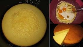 วิธีทำเค้กเนยสดด้วยหม้อหุงข้าว บอกหมดทุกขั้นตอน