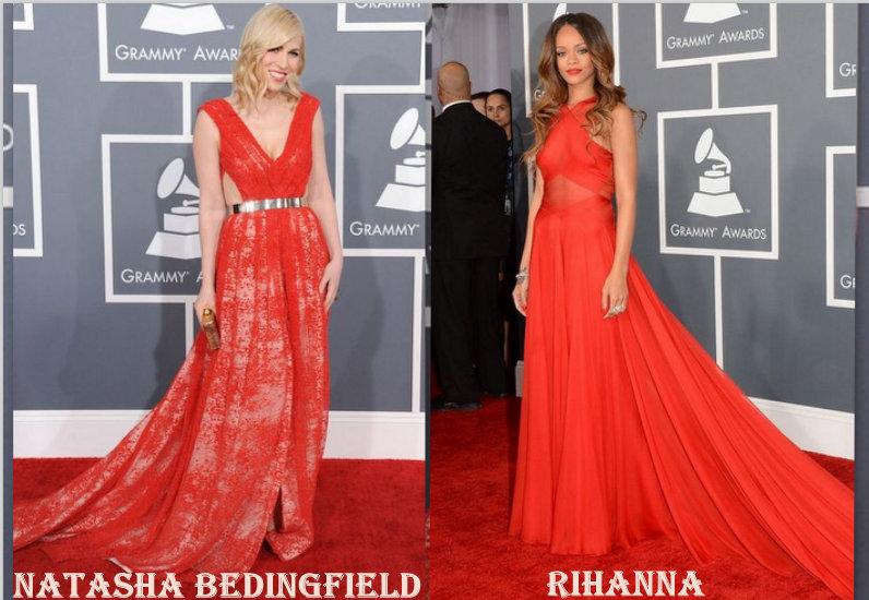 Grammys: 2013 Grammy Ödülleri Kırmızı Halı