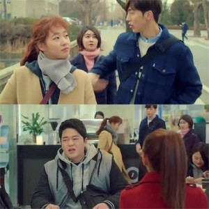 Sinopsis Cheese in the Trap episode 14 part 2