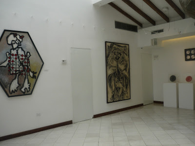 Exposición De la mano de Vigas Galería de Arte Utopía19, Fotografía Gladys Calzadilla