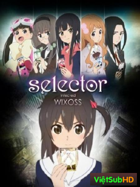 Selector Infected Wixoss