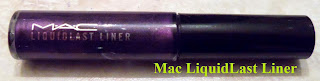 MAC liquidlast liner fluidline oil-based eyeliner review directions application removal FYI