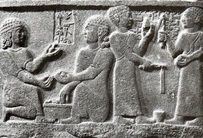 Hittite, king Araras reliefs