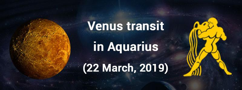 AstroSage Magazine: Venus Transit in Aquarius, Know the Effects