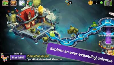Plants vs. Zombies 2 Apk v4.8.1 Mod (Unlimited Coins/Gems/Keys)-2