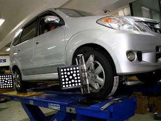 Biaya Spooring Dan Balancing Ban Mobil