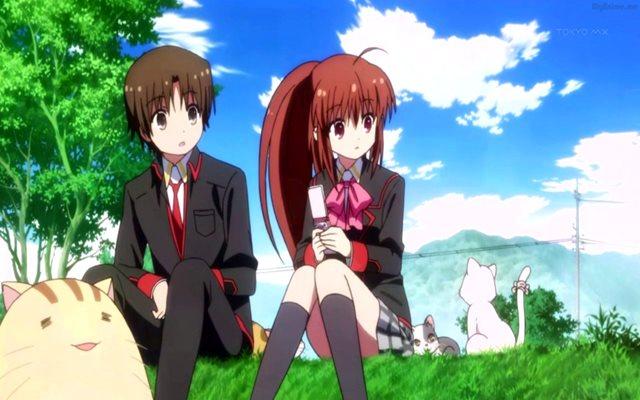 Little Busters! - Anime Yang Serupa dengan Angel beats