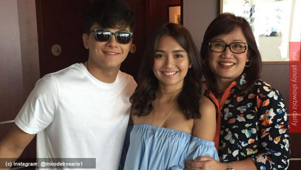 ABS-CBN executive Mico Del Rosario says KathNiel is the number 1 loveteam in the country