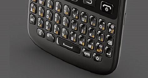 جوال بلاك بيرى كلاسيك عودة لوحة المفاتيح QWERTY