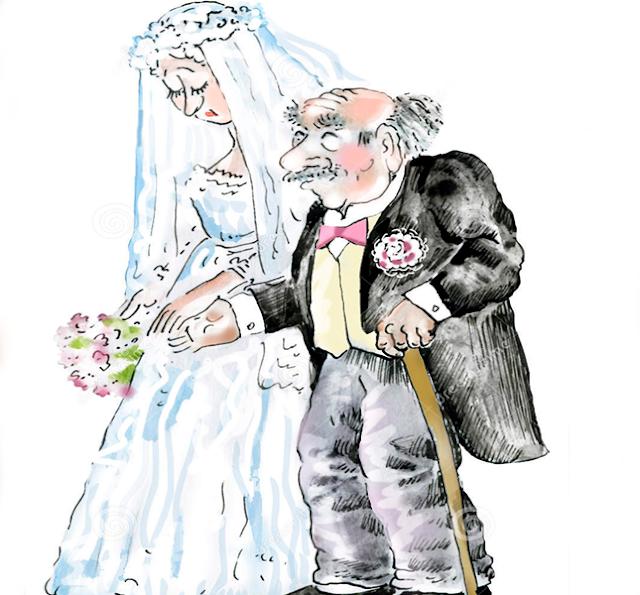 Chiste: Don Pancho vigoroso, a los 95 años de edad, Don Pancho se casó con Ana de 25 años, pero debido a que su marido es tan viejo, Ana decide que después de su boda, ella y don Juan deben tener dormitorios separados. Después de las festividades de la boda, Ana se prepara para la cama y de pronto se escuchan golpes en la puerta y al abrir está don Pancho, con sus 95 años…