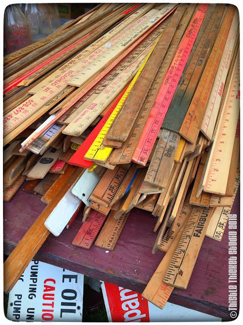 Sparks Antique Flea Market on Thistle Thicket Studio. www.thistlethicketstudio.com
