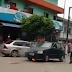 Um carro pegou fogo na manhã desta terça-feira em Barreiros [VÍDEO DO INCÊNDIO]