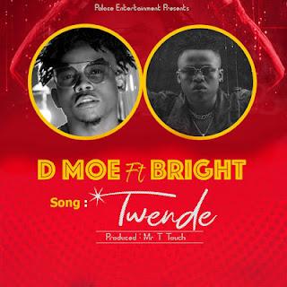 Audio D Moe ft Bright - Twende Mp3 Download