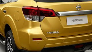 2018 Nissan Terra SUV