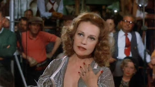 "Jeanne Moreau plays an aging actress ""Didi"" in The Last Tycoon,  Directed by Elia Kazan"