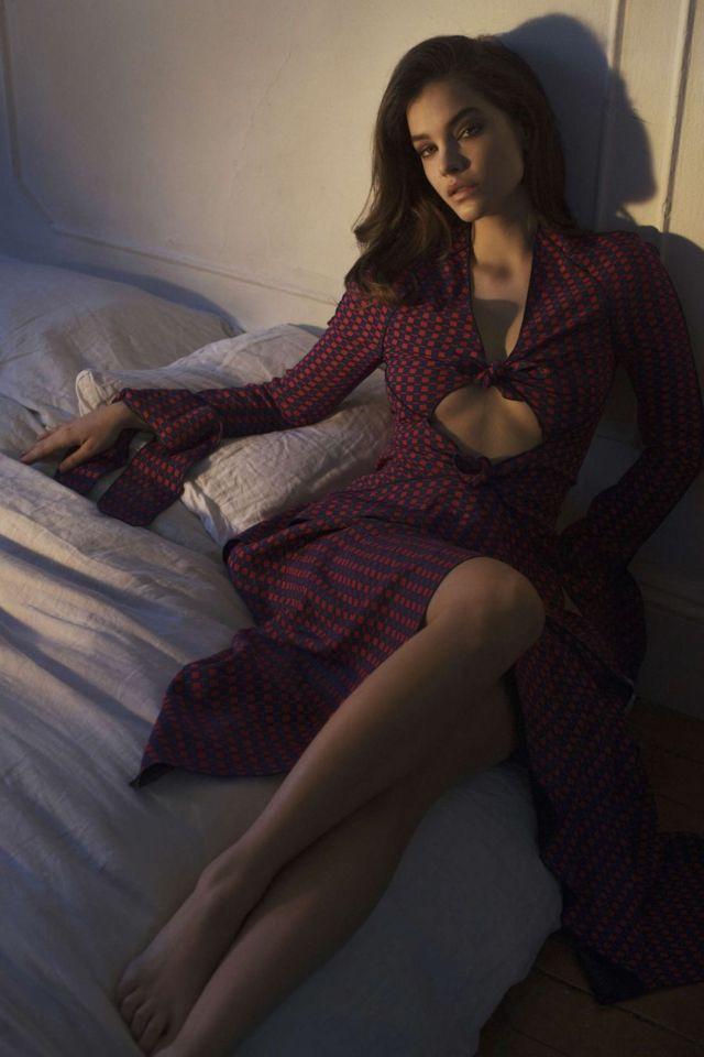Barbara Palvin CR Fashion Book Sexy Photoshoot