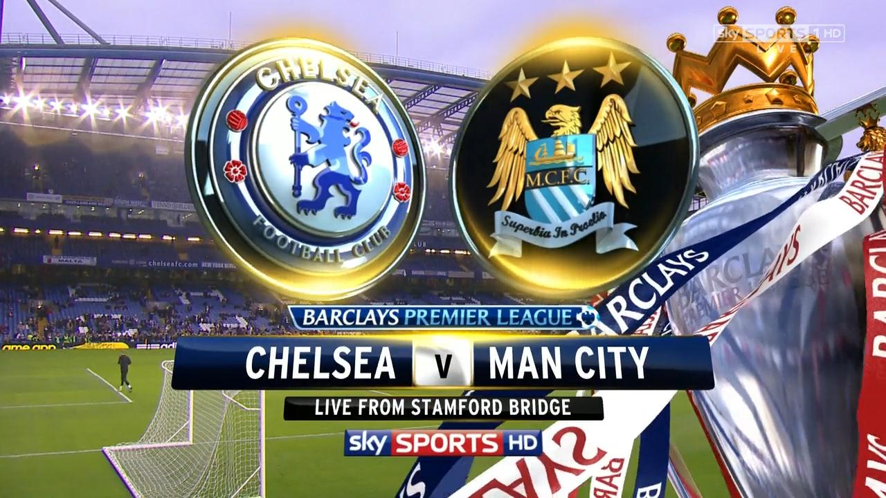 Chelsea Vs Manchester City Premier League Full Match (HD