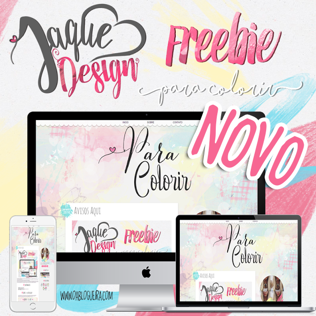 Template para Blogger free Feminino