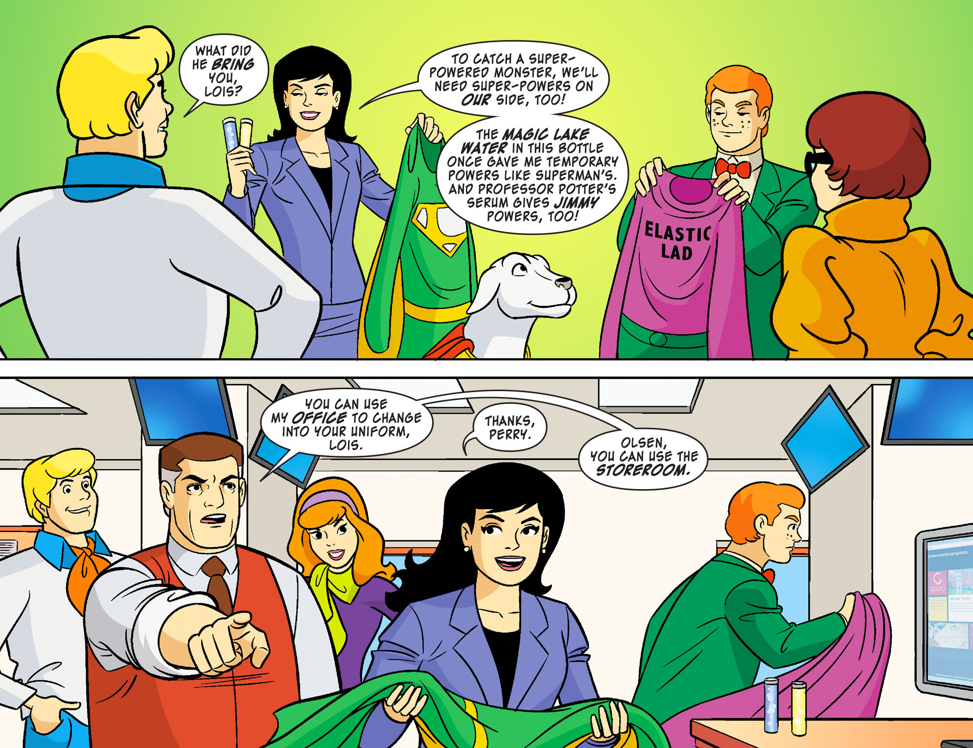Read online Scooby-Doo! Team-Up comic -  Issue #18 - 7