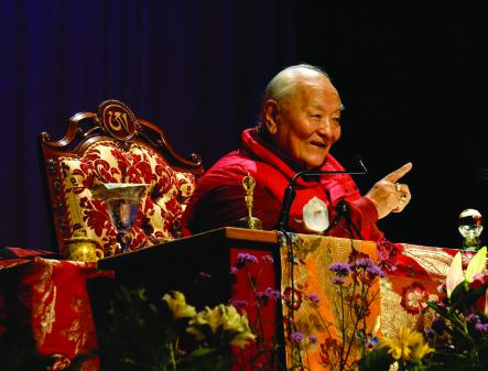 Tsegyalgar East Community Blog: Chögyal Namkhai Norbu is
