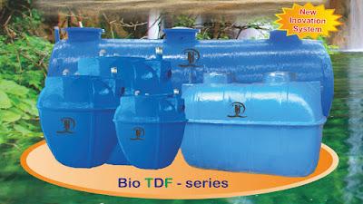 Septic Tank BioTDF Ramah Lingkungan