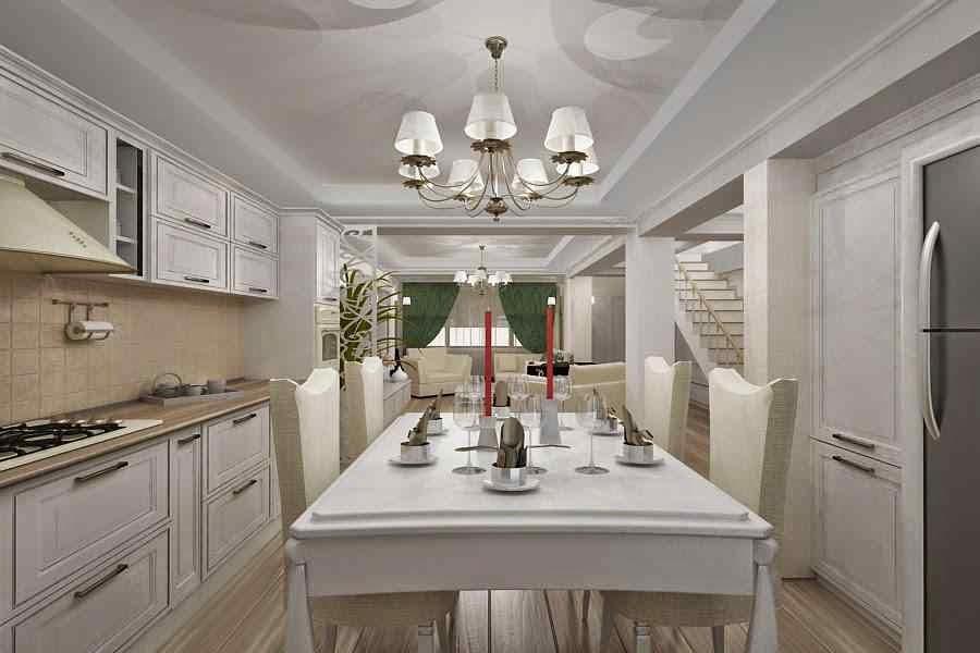 Design - interior - casa - clasica - pret