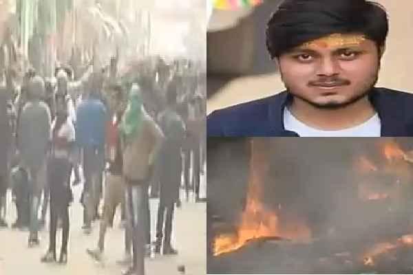 saleem-who-killed-chandan-gupta-in-kasganj-arrested-by-up-police