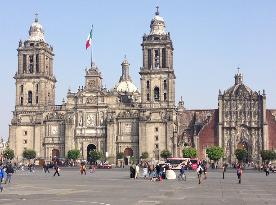 Zocalo, tourist attractions