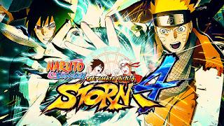 Naruto Shippuden Ultimate Ninja Storm 4 Update 1.03 + DLC