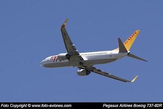 AVIÓN BOEING 737 NEXT GEN TC-AMP