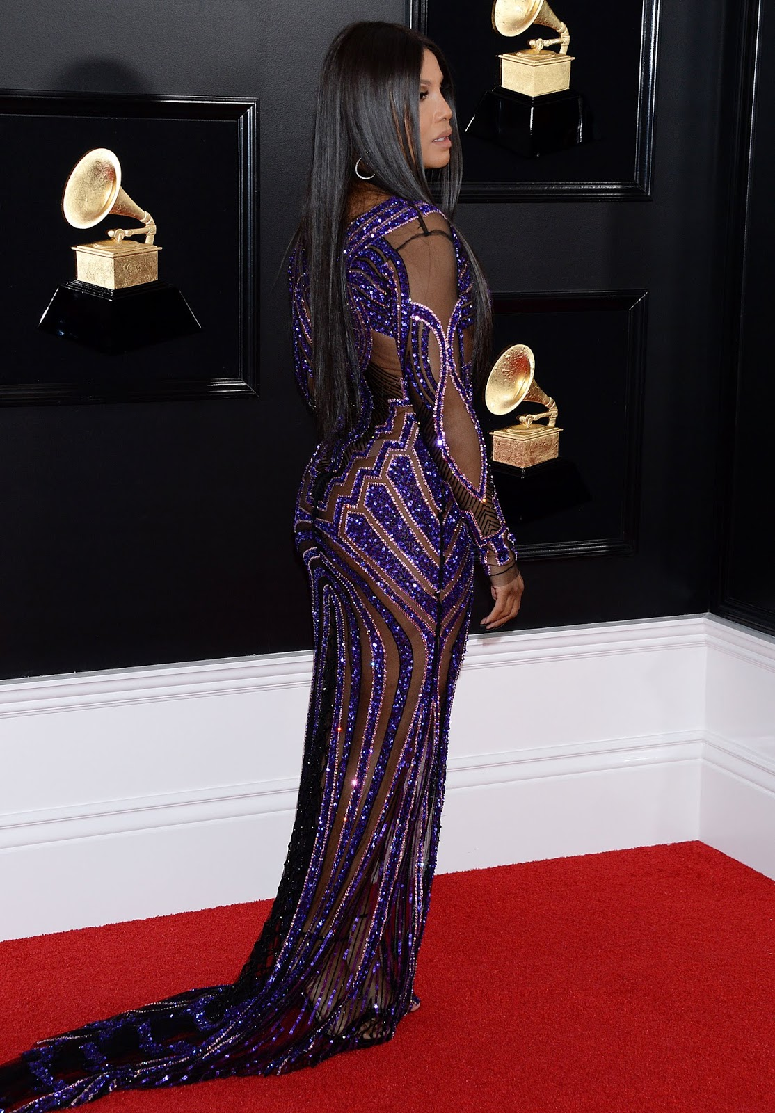 Toni Braxton – 61st Annual GRAMMY Awards in Los Angeles - 02/10/2019