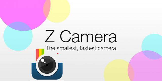 Z Camera Photo Editor