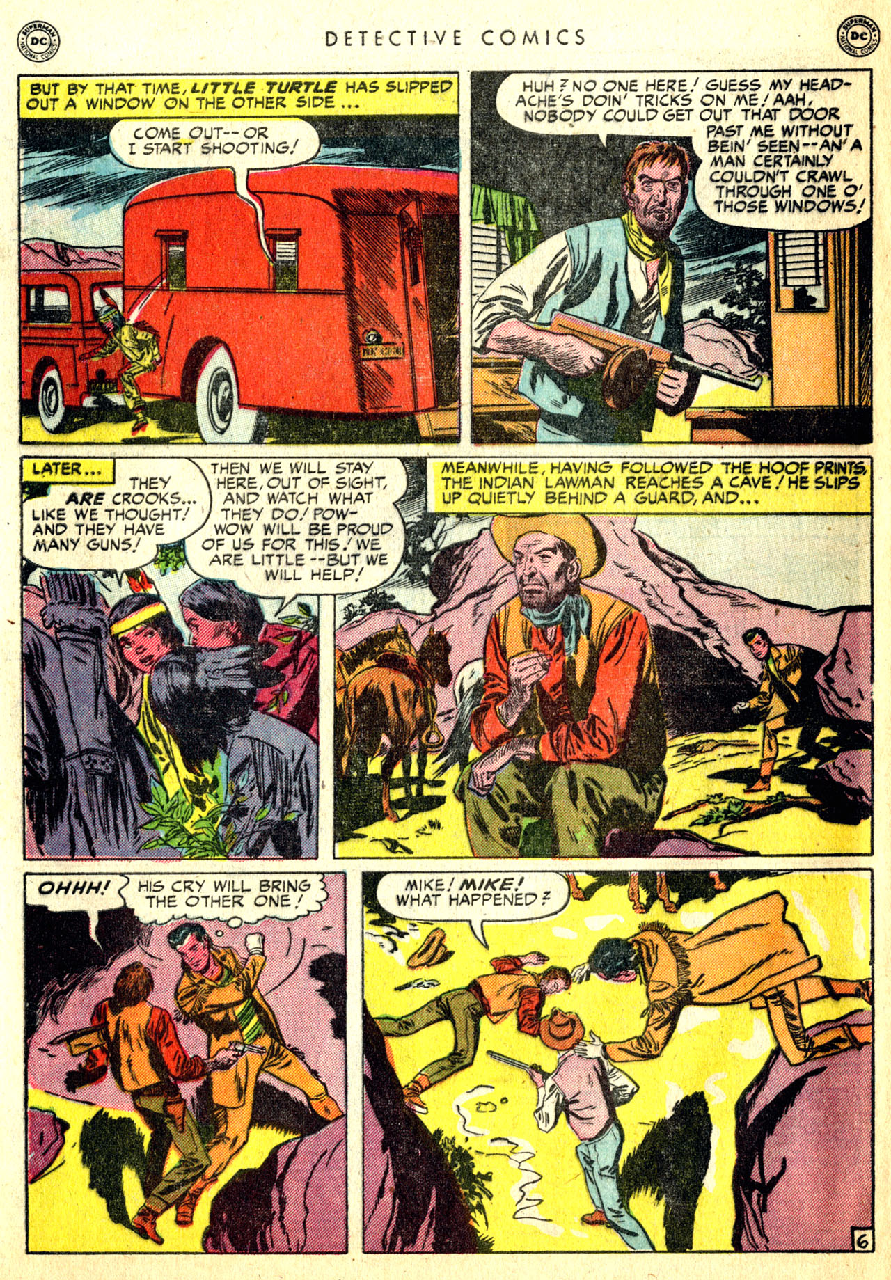 Read online Detective Comics (1937) comic -  Issue #168 - 46