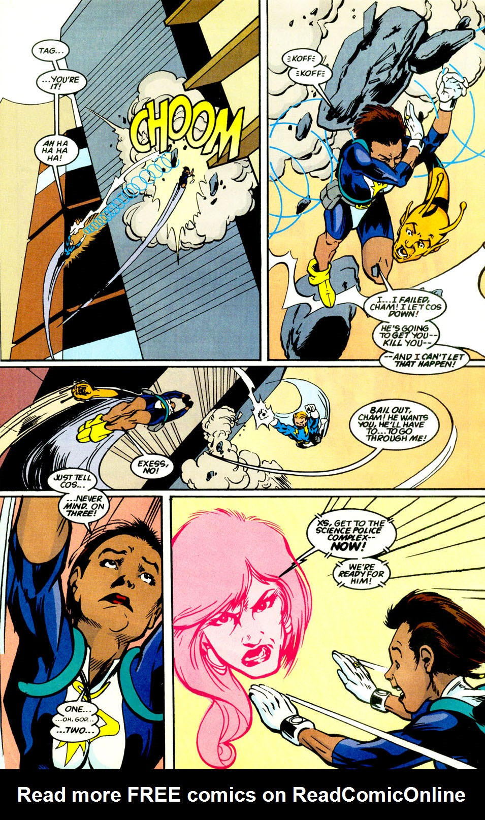 Legion of Super-Heroes (1989) 69 Page 17