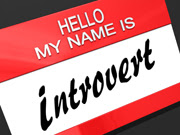 Introverts have their own unique identity