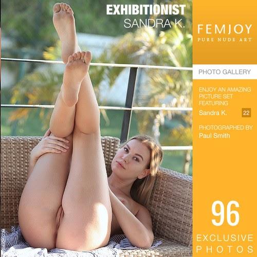 1586597486_sandra [Femjoy] Sandra K - Exhibitionist