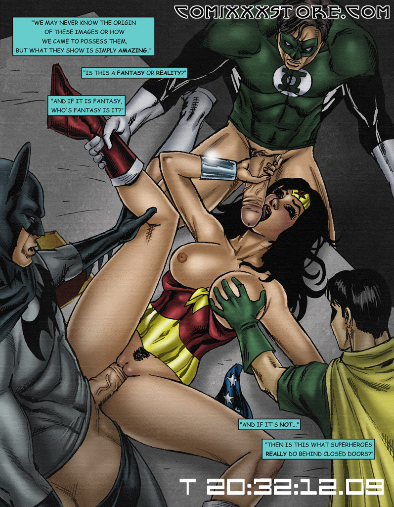 Happens. Let's wonder woman lesbian sex