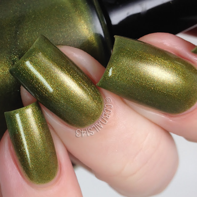 Sassy Pants Polish-Pythia