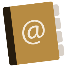 Preview of  Mac Os Address Book Folder icons