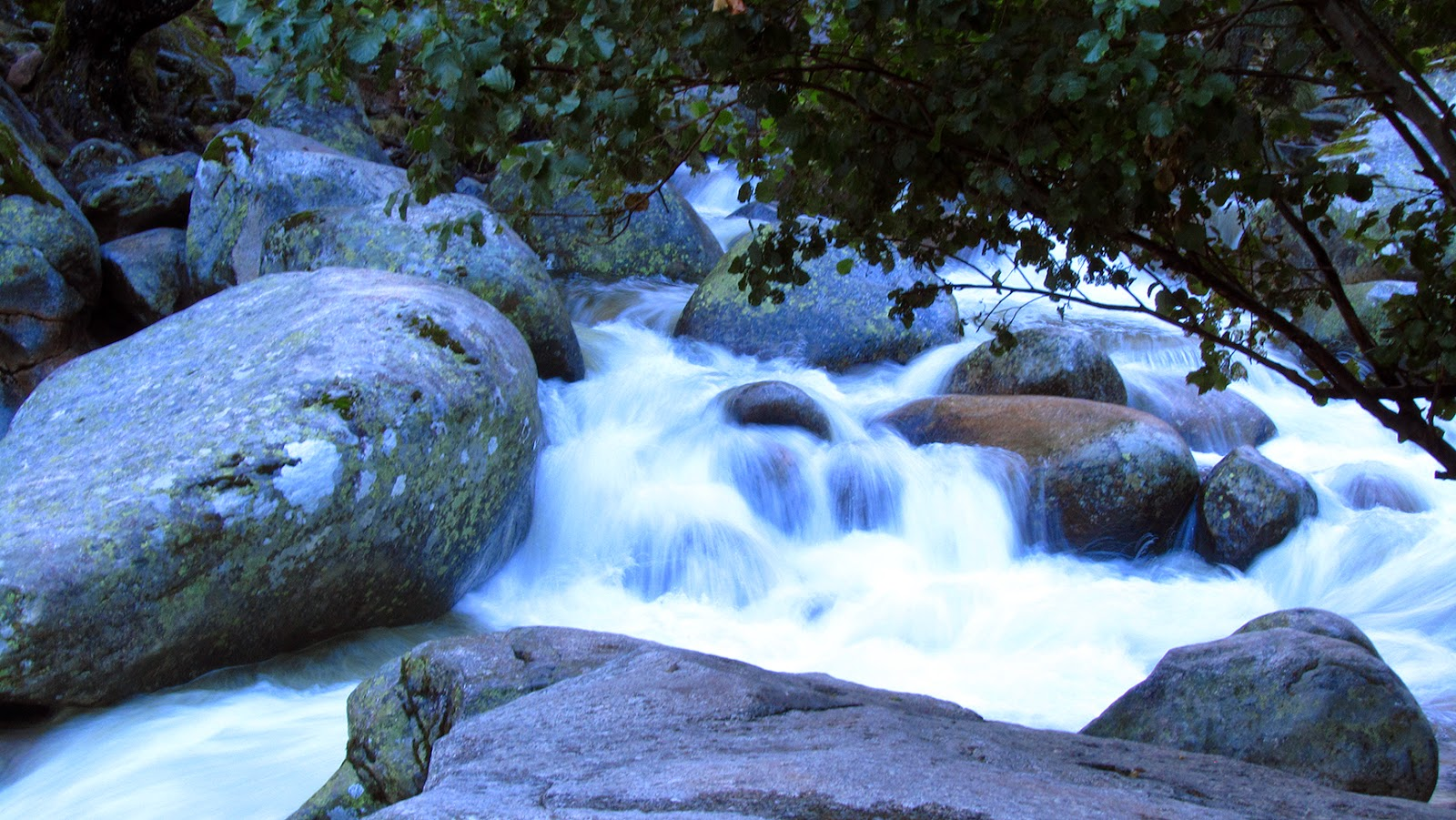 Valle del Jerte - Río