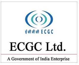 ECGC Ltd. Recruitment 2018
